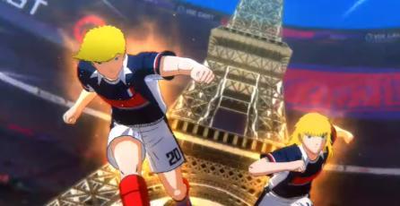 Captain Tsubasa: Rise of New Champions – Tráiler de Características Online
