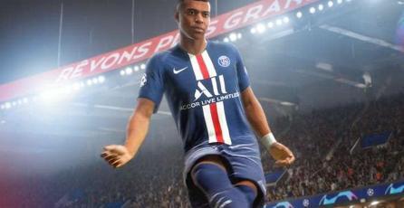 Kylian Mbappé y otras estrellas protagonizan el nuevo trailer de <em>FIFA 21</em>