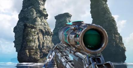 Anuncian <em>EXOMECHA</em>, un atractivo FPS para Xbox Series X