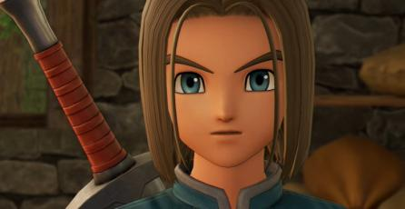 DRAGON QUEST XI S: Echoes of an Elusive Age - Definitive Edition | Tráiler de Anuncio