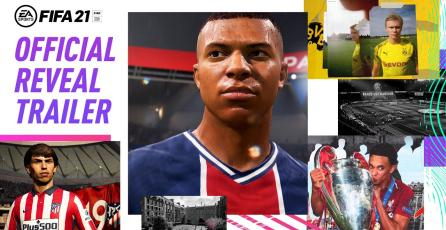 FIFA 21 trailer oficial