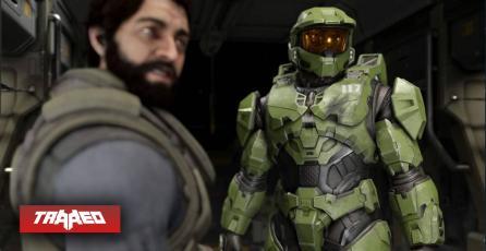 Así fue la presentación de Halo Infinite en el Xbox Games Showcase