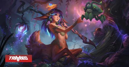 Lillia puede limpiar los 6 campamentos de la jungla sin leash, full vida y antes del primer escarabajo
