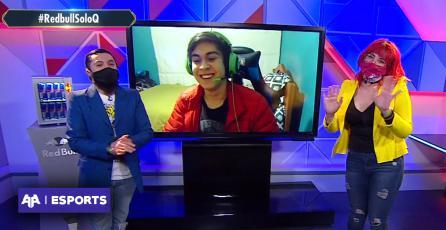 LukasNegro nuevamente campeón del Torneo Red Bull SoloQ de League of Legends Chile