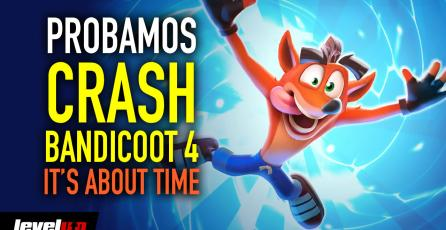 <em>Crash Bandicoot 4: It's About Time</em> - Impresiones y gameplay