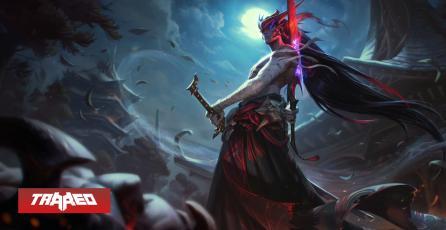 League of Legends presenta a Yone con sus movimientos y habilidades