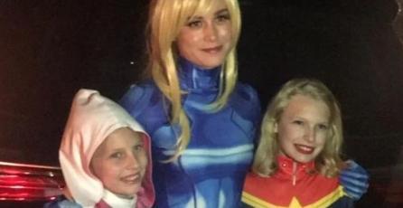 Brie Larson le pide a Nintendo que la deje ser Samus en película de <em>Metroid</em>