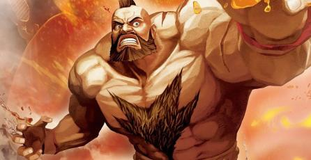 Zangief fue nerfeado antes del lanzamiento de <em>Street Fighter II</em>