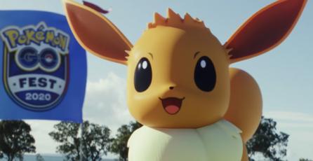<em>Pokémon GO</em>: estos son los premios de ultradesbloqueo del Pokémon GO Fest 2020