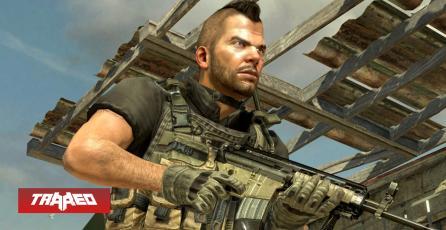Fanáticos crean remaster del multijugador de Modern Warfare 2