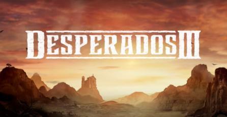 """Desperados III - Tráiler de Actualización """"Baron's Challenges"""""""