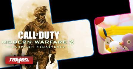 "Call of Duty: Modern Warfare 2 Remastered llega ""gratis"" con PlayStation Plus"