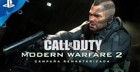 Call of Duty: Modern Warfare 2 Campaña Remasterizada
