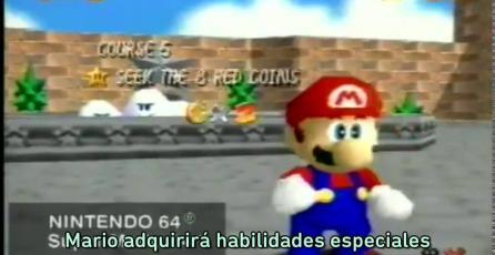 Super Mario 64 - Trailer