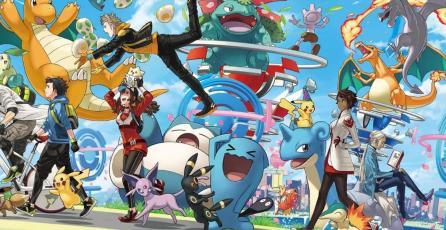 Una especie de MMO de <em>Pokémon</em> para Game Boy Advance estuvo en desarrollo