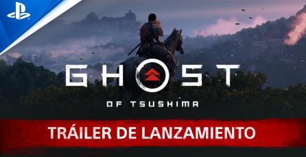 Ghost of Tsushima - Tráiler de lanzamiento