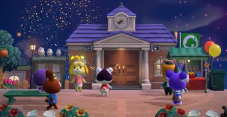 Animal Crossing: New Horizons - Tráiler de Actualización | Nintendo Switch