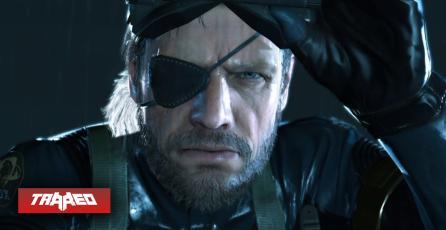 Después de 5 años jugadores desbloquean escena secreta de Metal Gear Solid V