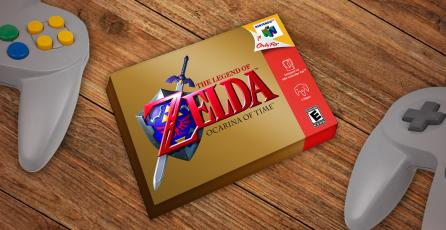La historia detrás de: <em>The Legend of Zelda: Ocarina of Time</em>