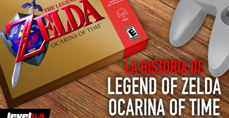 La historia detrás de: <em>The Legend of Zelda: Ocarina of Time</em>
