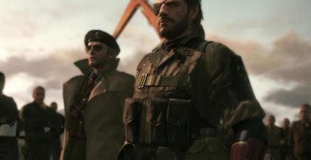 Jugadores de PS3 consiguen el desarme nuclear en <em>Metal Gear Solid V</em>