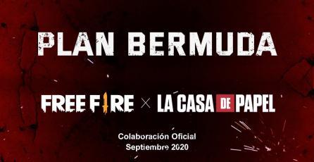 Free Fire x La Casa de Papel