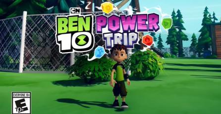 Ben 10: Power Trip - Tráiler de Anuncio | Xbox One