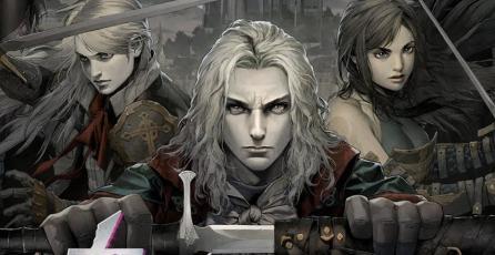 Konami anuncia <em>Castlevania: Moonlight Rhapsody</em>, pero no es lo que esperabas