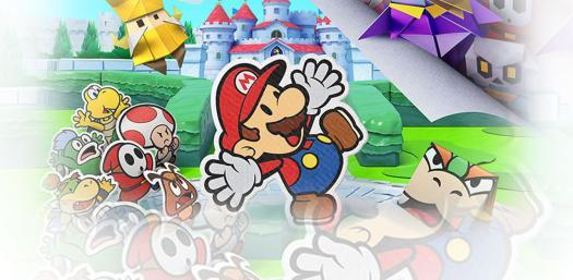 <em>Paper Mario: The Origami King</em>