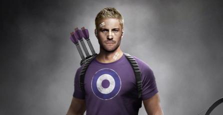 <em>Marvel's Avengers</em> - Anuncio Hawkeye
