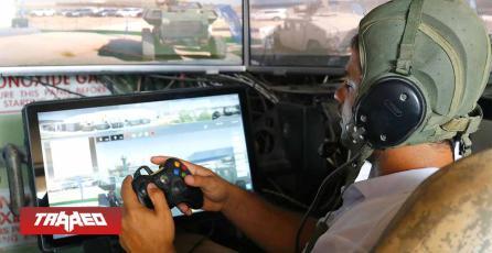 """Nuevo tanque de Israel es un """"videojuego"""": control de Xbox, menú tipo COD e IA mejorada con Starcraft 2 y Doom"""