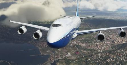 <em>Microsoft Flight Simulator</em> contará con soporte VR y DLC de pago