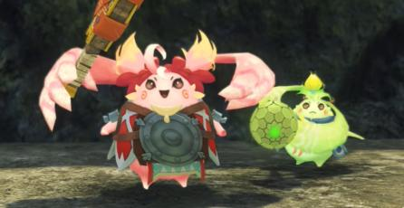 "Xenoblade Chronicles: Definitive Edition - Tráiler de Personajes ""Nene & Kino"" | Nintendo Switch"