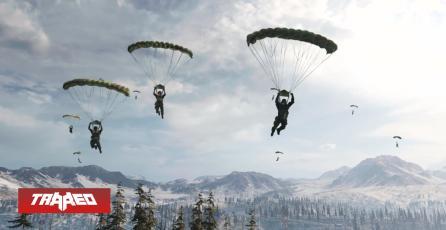 Glitch del paracaídas sería removido en próxima actualización de Call of Duty: Modern Warfare y Warzone