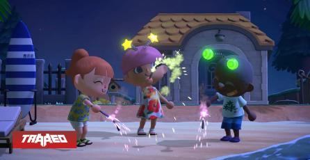 Animal Crossing: New Horizons vuelve a estar en el primer lugar luego de semanas en Japón