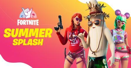 Fortnite Summer Splash trailer
