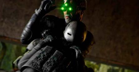 Netflix prepara serie animada de <em>Splinter Cell</em> con el guionista de <em>John Wick</em>