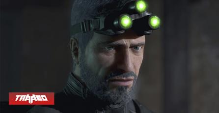Netflix está preparando una serie animada inspirada en Splinter Cell y con el guionista de John Wick