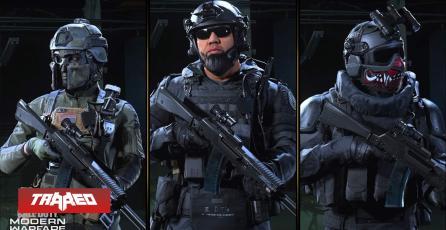Call of Duty Modern Warfare y Warzone estrenan el tráiler de su temporada 5 con Sheperd y la Compañía Shadow como protagonista