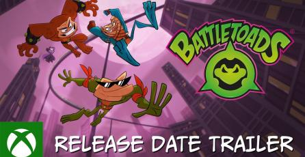 Battletoads trailer oficial