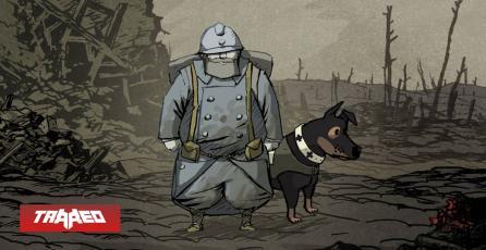 JUEGO GRATIS: Obten Valiant Hearts: The Great War por tiempo limitado