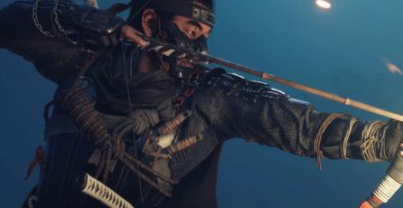 Jugadores de <em>Ghost of Tsushima</em> ya libraron más de 50 millones de duelos