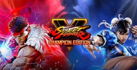 <em>Street Fighter V: Champion Edition</em> tendrá una prueba gratuita de 2 semanas