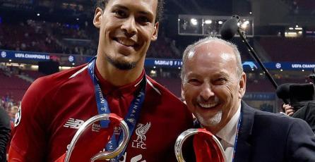 Peter Moore, exdirectivo de Xbox, dice adiós al Liverpool FC