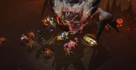 <em>Diablo Immortal</em> presume a sus personajes y enormes jefes en nuevo trailer