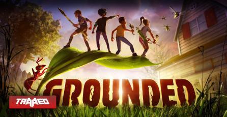 Grounded: el juego de supervivencia que ya tiene 1 millón de jugadores en 48 horas