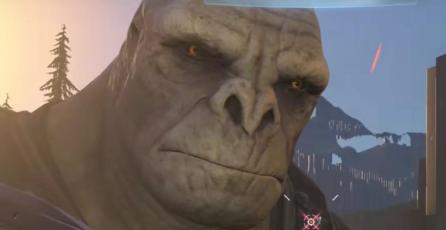 Phil Spencer nombra a Craig el Brute la nueva mascota de Xbox