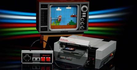 Descubren un genial easter egg escondido en el NES de LEGO