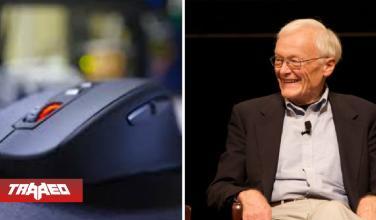 William English, co-inventor del primer mouse falleció a los 91 años