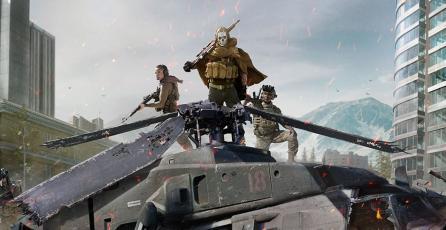 <em>Call of Duty: Modern Warfare</em> y <em>Warzone</em> recibirán pronto un gran update